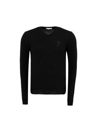Versace Kazak Siyah